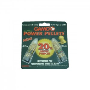 Gamo Raptor Power Pellets 5.5mm Havalı Saçma